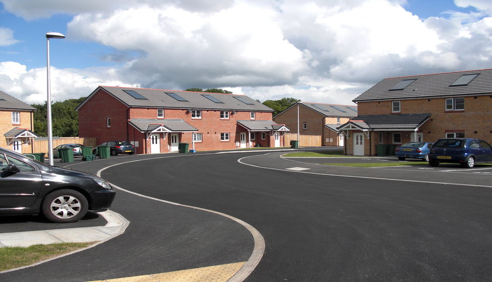 Peregrine Close, Haverfordwest